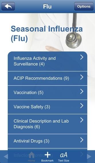 CDC Influenza (Flu)