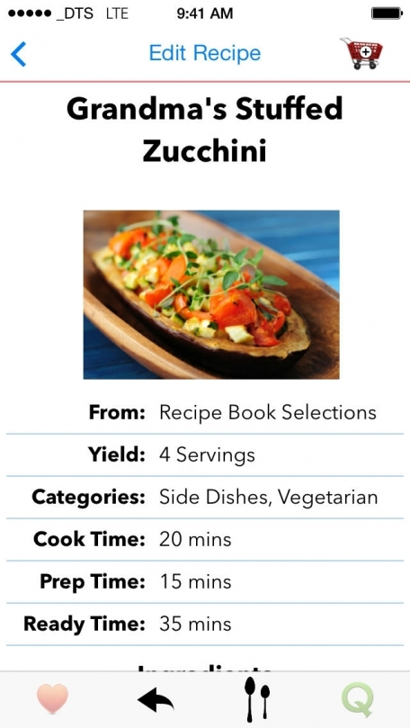 My Recipe Book - Your recipes, finally organized.