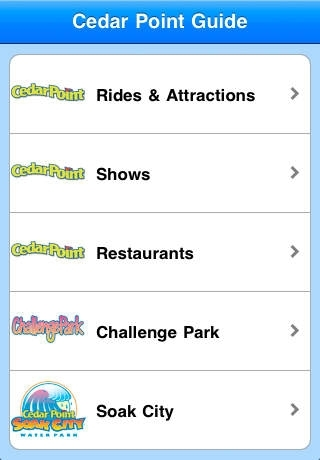 Cedar Point Guide