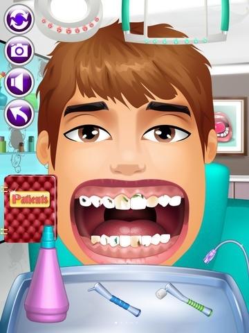 Celebrity Dentist Office