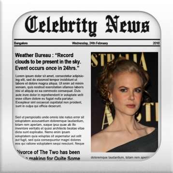 Celebrity N\' Gossip