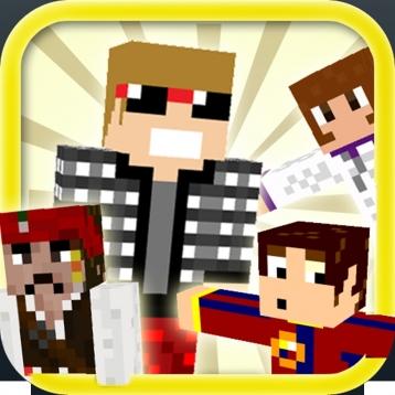 Celebrity Skins for Minecraft