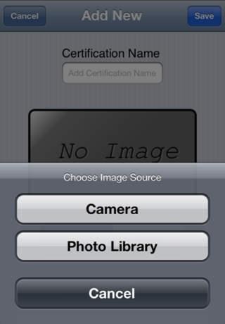 Certification Minder