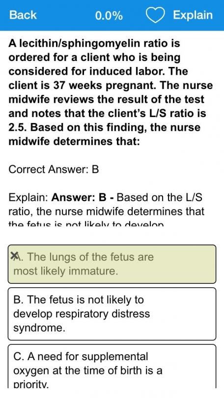 Certified Nurse-Midwife (CNM) Exam Prep