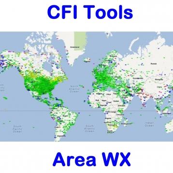 CFI Tools AreaWx