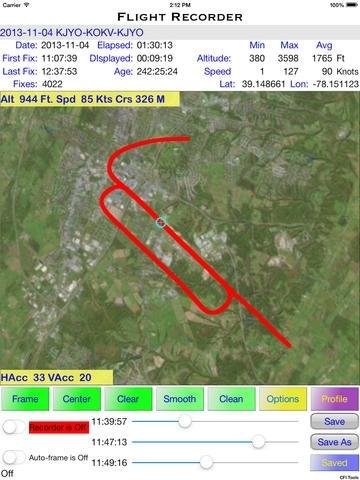 CFI Tools Flight Recorder