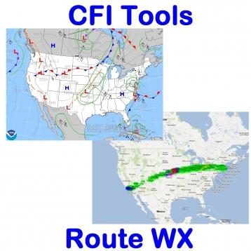 CFI Tools RouteWx