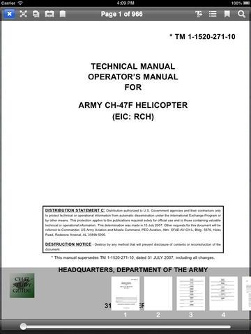 CH47 Study Guide