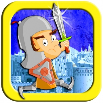 Chaos Castle Run - Kingdom Running Game for Any Age