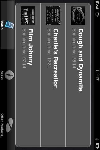 """Charlie Chaplin"" Dough and Dynamite - Films4Phones"