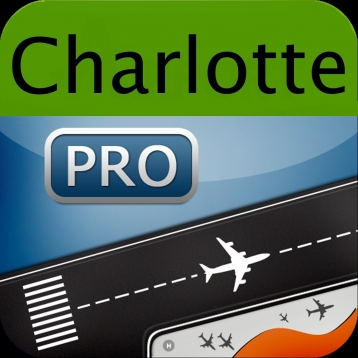 Charlotte Airport -Flight Tracker