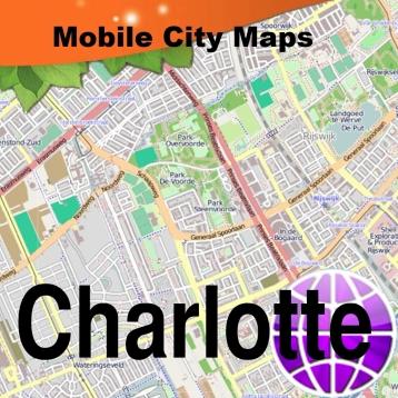 Charlotte Street Map