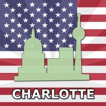 Charlotte Travel Guide Offline