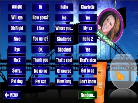Charlotte's Mint App Thing