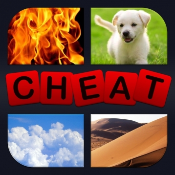 Cheat for 4 Pics 1 Word ~ get all the answers now with free auto game import!