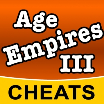 Cheats for Age of Empires III