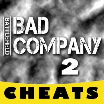 Cheats for Battlefield: Bad Company 2