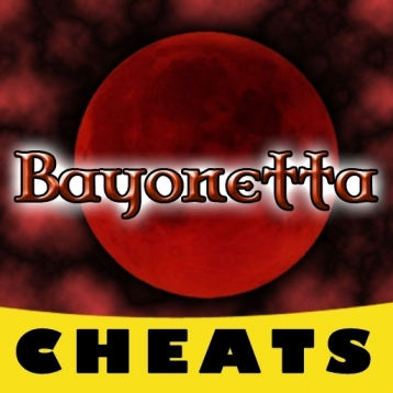 Cheats for Bayonetta