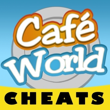 Cheats for Café World