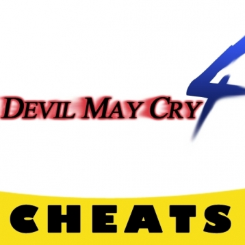 Cheats for Devil May Cry 4