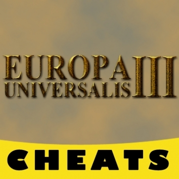 Cheats for Europa Universalis 3