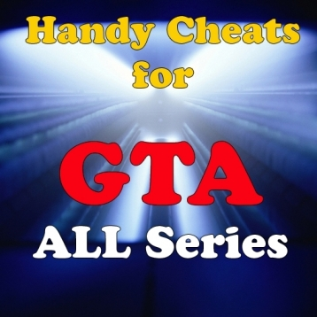 Cheats for GTA All Series and News ( Grand Theft Auto )