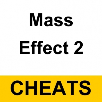 Cheats for Mass Effect 2