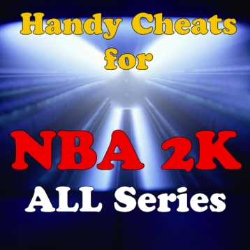 Cheats for NBA 2K All Series Info and News