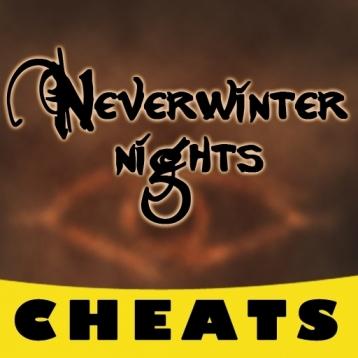 Cheats for Neverwinter Nights