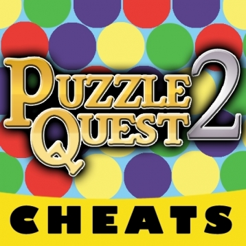 Cheats for Puzzle Quest 2