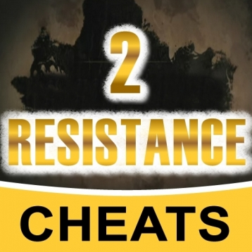 Cheats for Resistance 2