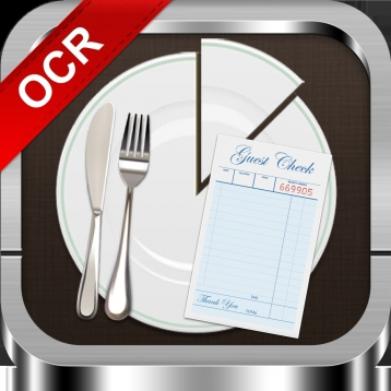 Check Mate - OCR Bill Splitter & Tip Calculator