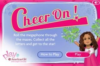 Cheer On!