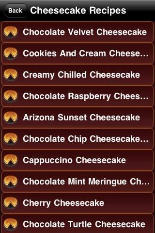 ★☆ Cheese Cake Recipes ★☆