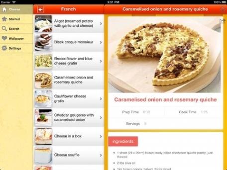 Cheese Recipes Free