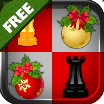 Chess Craze: Christmas Tournament HD, Free Game