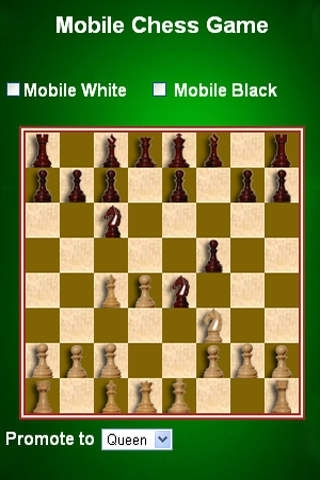Chess With Mobile