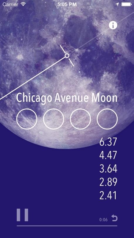 Chicago Avenue Moon