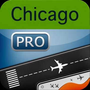 Chicago O'Hare Airport - Flight Tracker