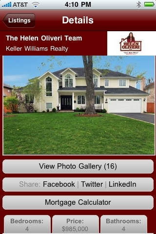 Chicagoland Home Search