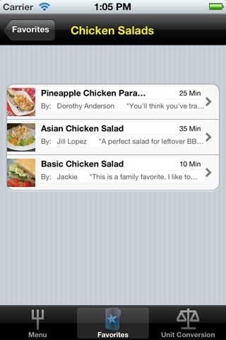 Chicken Recipes..