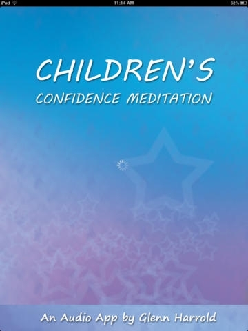 Children's Confidence Meditations by Glenn Harrold: A Relaxation Meditation for Kids
