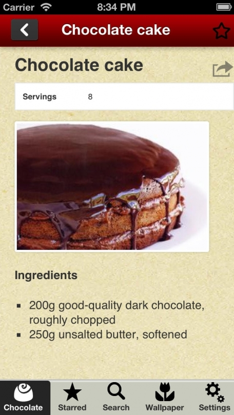 Chocolate Recipes Free