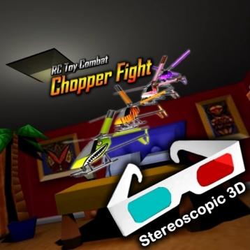 Chopper Fight Stereoscopic Edition