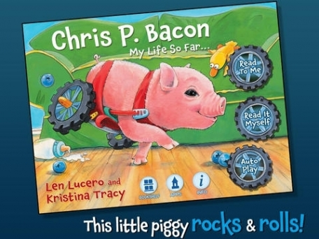 Chris P. Bacon - My Life So Far...
