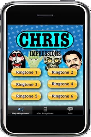 Chris Ringtones
