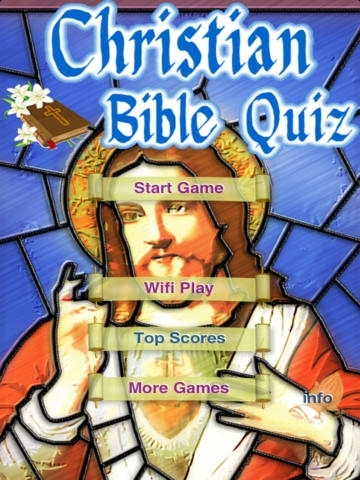 Christian Bible Quiz