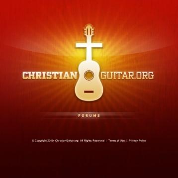 Christian Guitar Forum