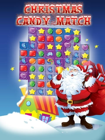 Christmas Candy Match