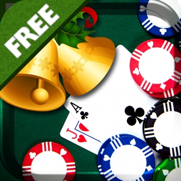 Christmas Casino: Jackpot Fun HD, Free Game